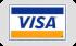 Zahlung mit Visa Kreditkarte