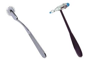 Reflexhammer & Winkelmesser