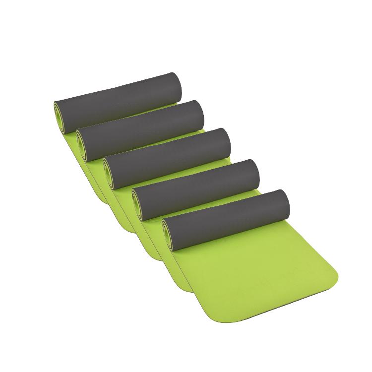 Öffne top | vit® Yogamatte, 180 x 60 x 1,0 cm, 5er SET