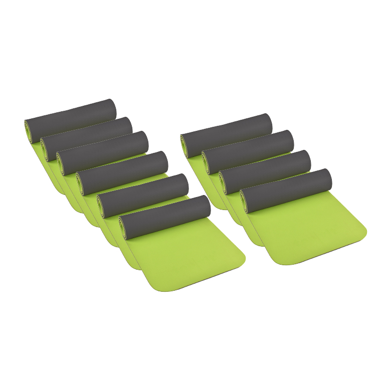 Öffne top | vit® Yogamatte, 180 x 60 x 1,0 cm, 10er SET