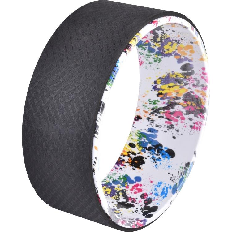 Öffne top | vit® yoga.wheel graffiti, Ø ca. 33 cm, 5er SET