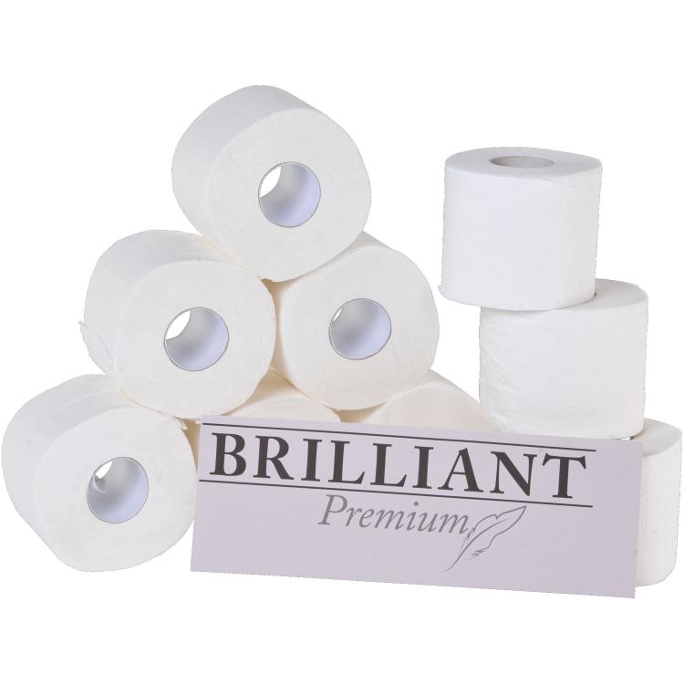 Öffne Toilettenpapier