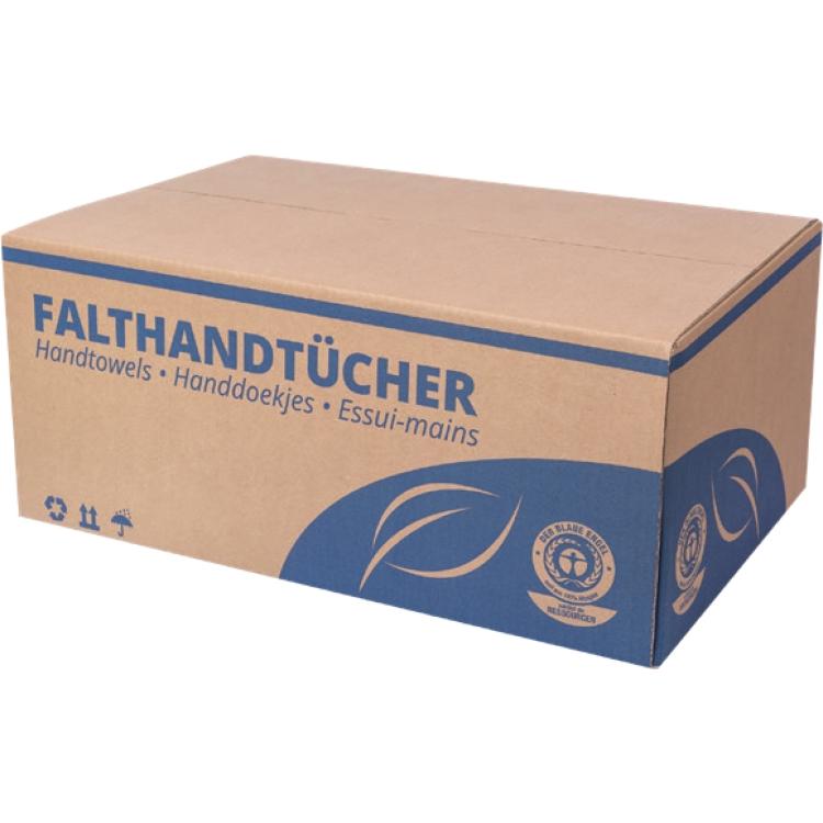 Papier-Falthandtücher 1-lagig