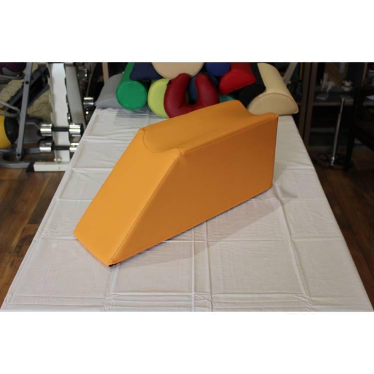 Öffne Lymphdrainagekeil mit einer Beinmulde, 72 x 22 x 30 cm, AUSSTELLUNGSSTÜCK