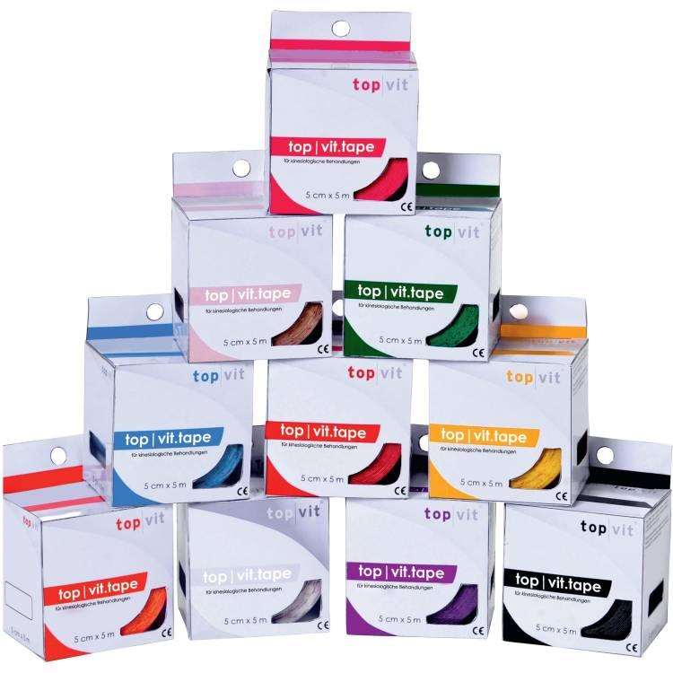Öffne top   vit®.tape - Kinesiologisches Tape