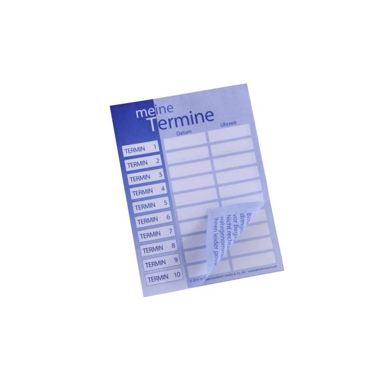 Öffne pader.terminzettel Premium