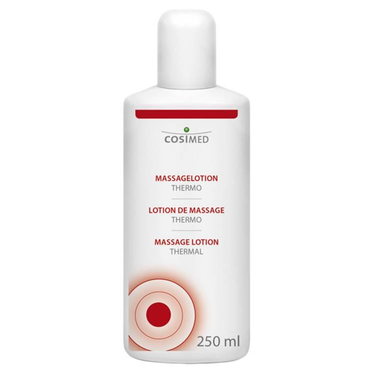 Öffne Massagelotion Thermo, 250 ml Flasche