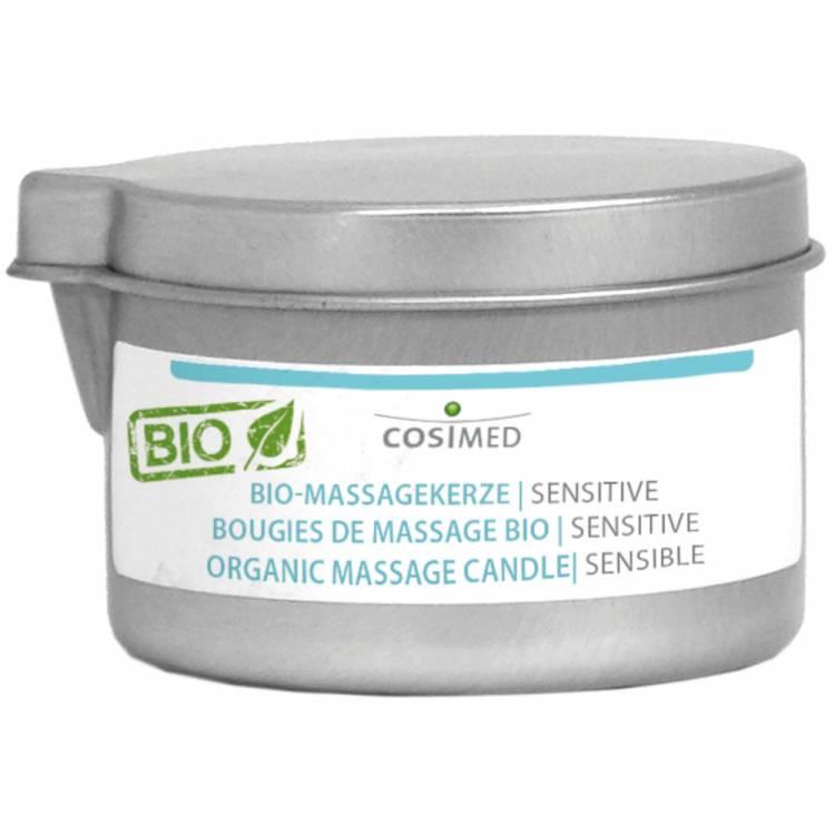 Öffne Bio-Massagekerzen