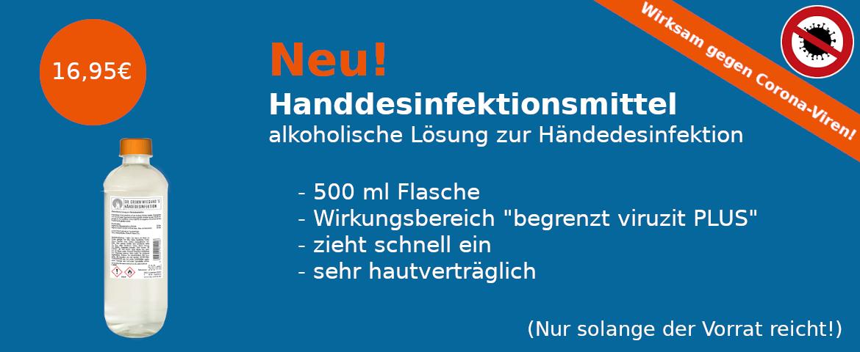 500 ml Handdesinfektionsmittel