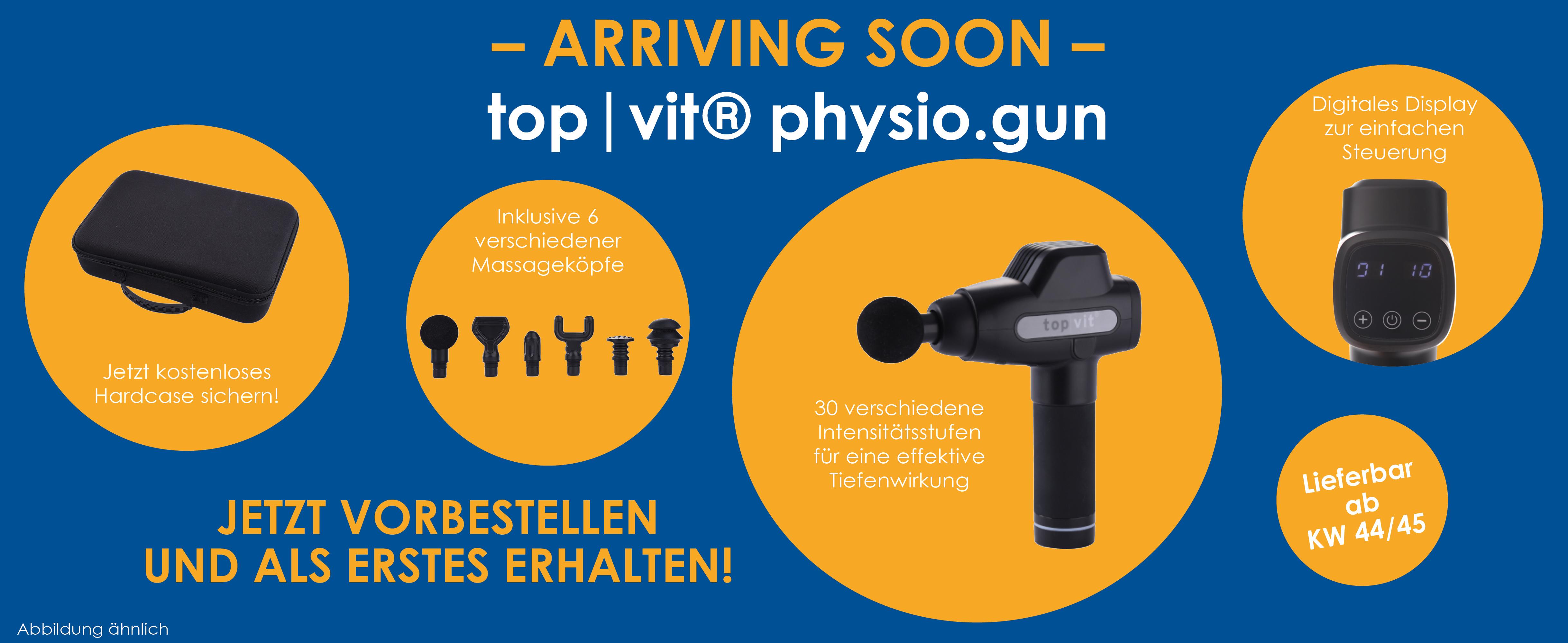 Physio Gun - Vorbesteller